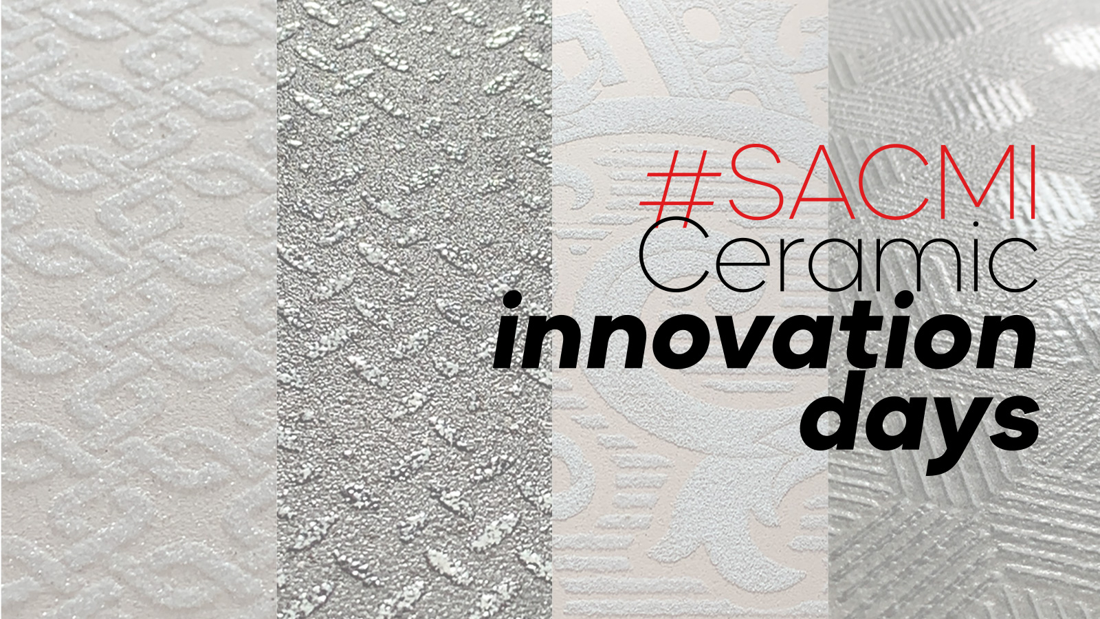 WEBINAR #SACMICeramicInnovationDays, Continua+, esmaltado y decoración digital