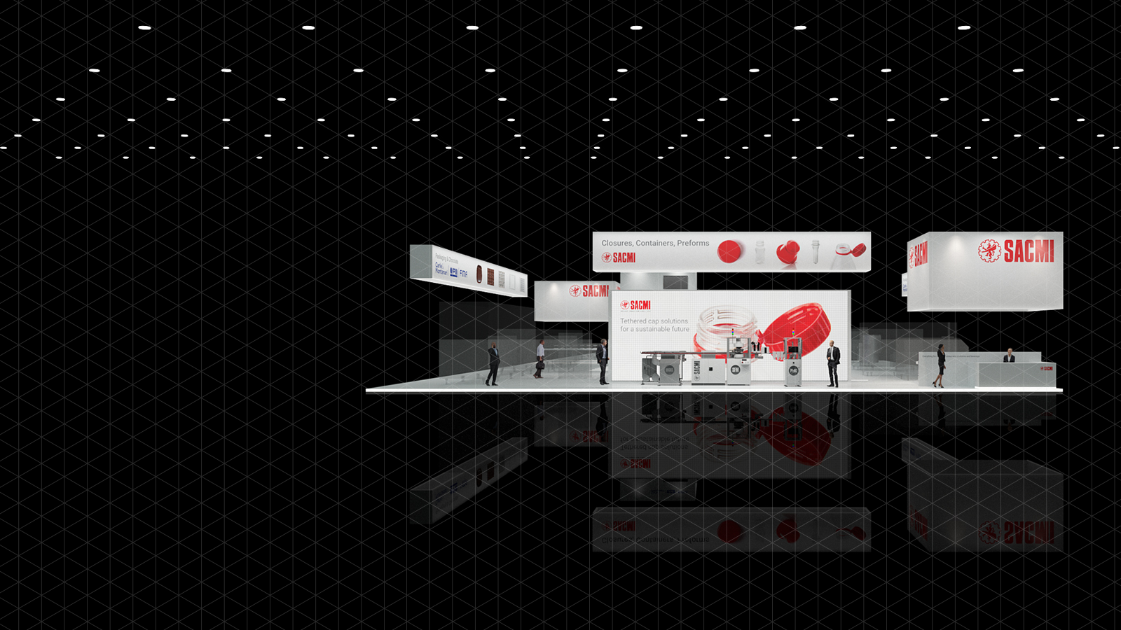 INTERPACK SACMI stand virtual