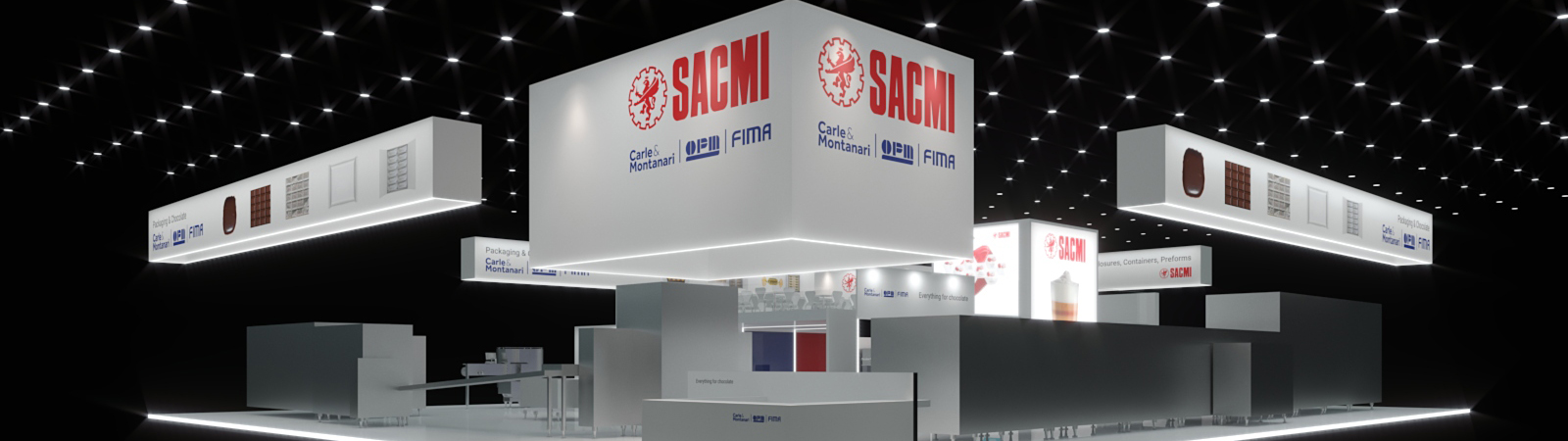 SACMI Packaging&Chocolate to hold a 'virtual trade fair'