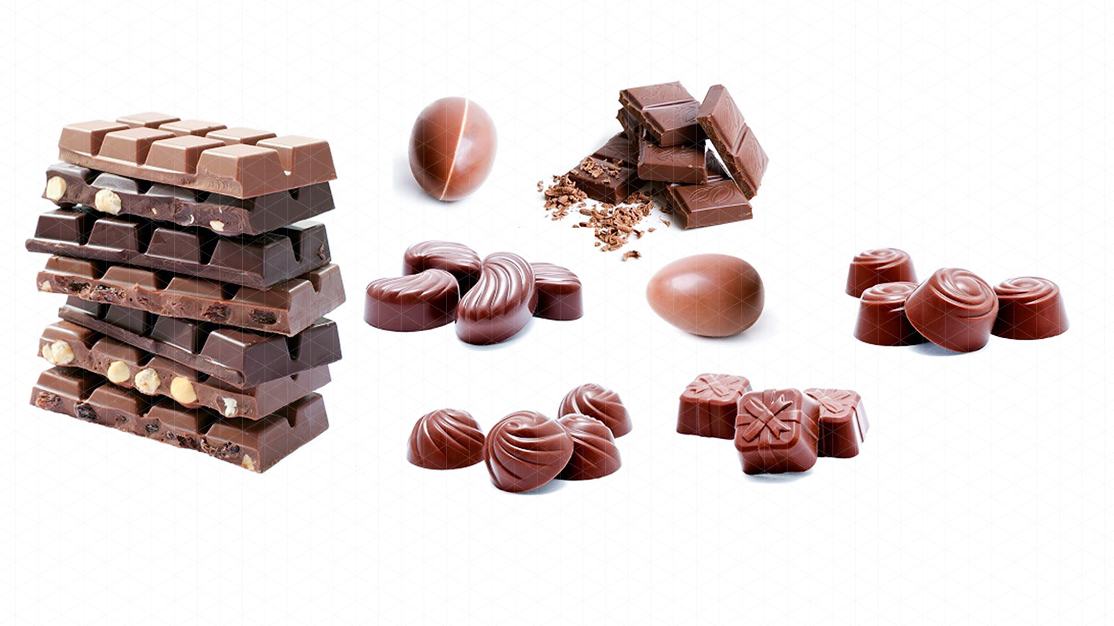 Complete solutions for Chocolate & Confectionery