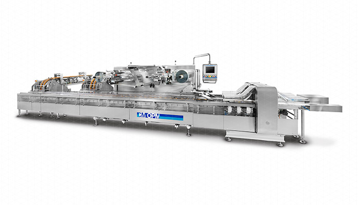 Flow-pack packaging machines JT PRO-Dual