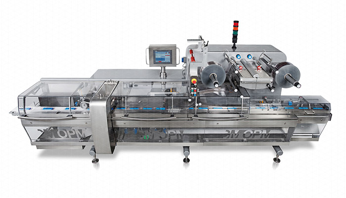 Flow-pack packaging machines JT EVO