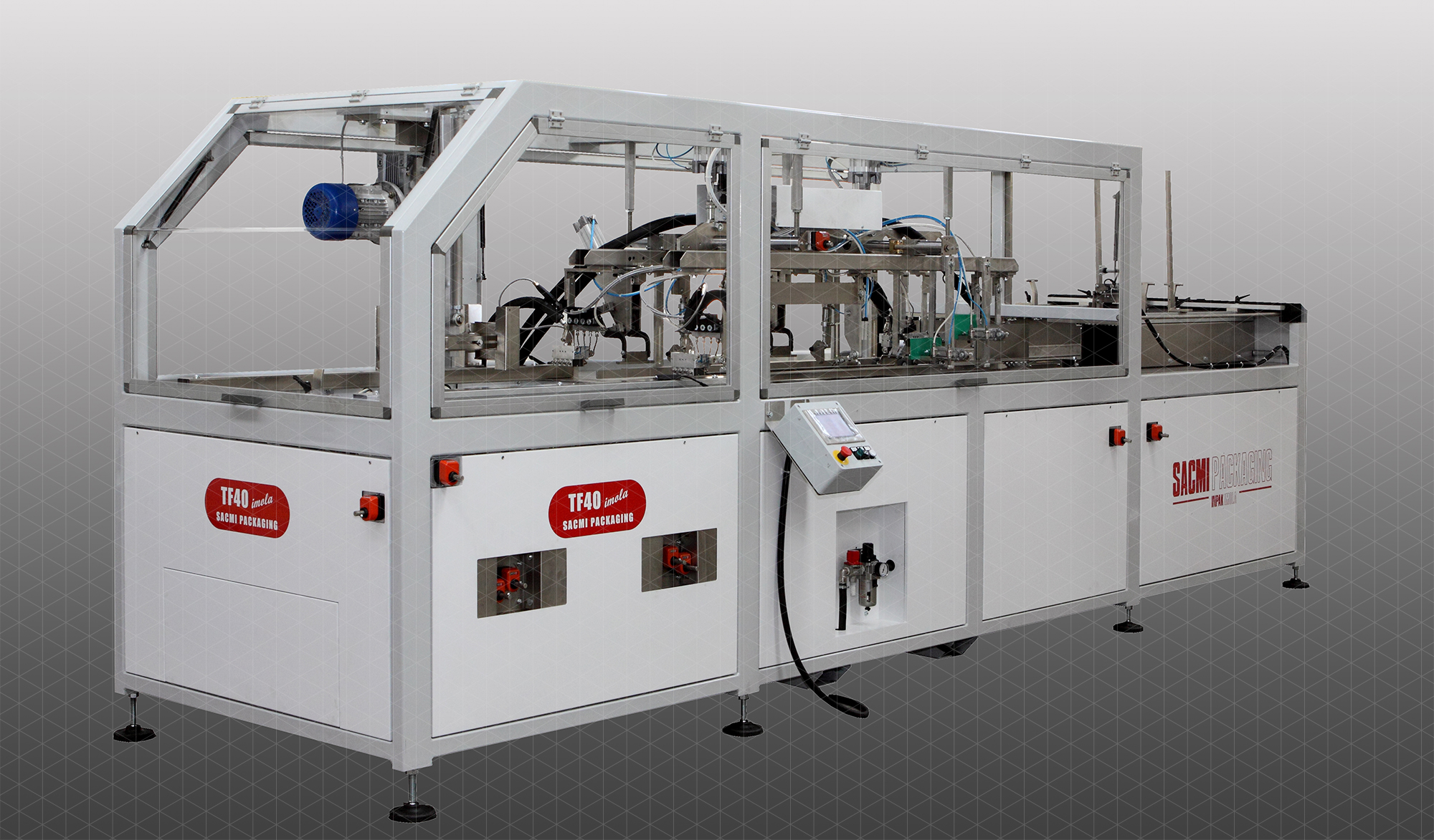 TRAY FORMING MACHINES