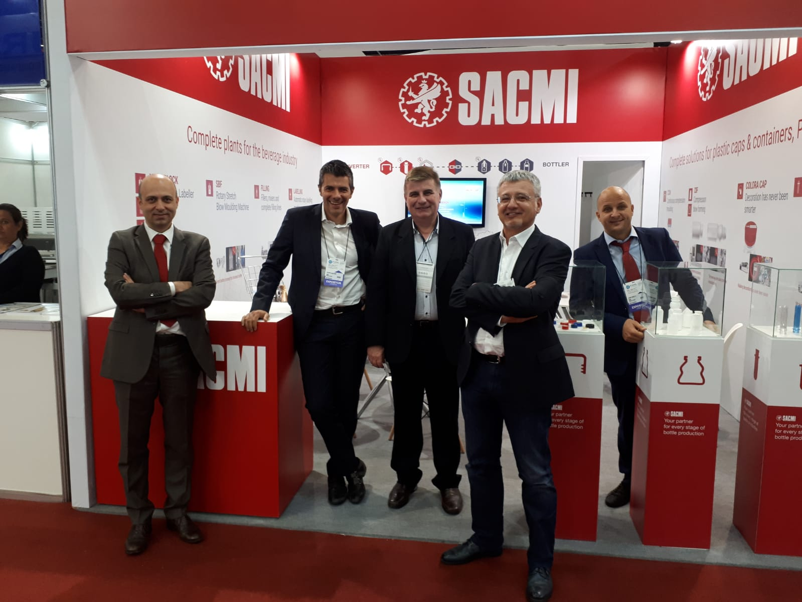 SACMI Beverage, flexibility and specialisation for the Brazilian market